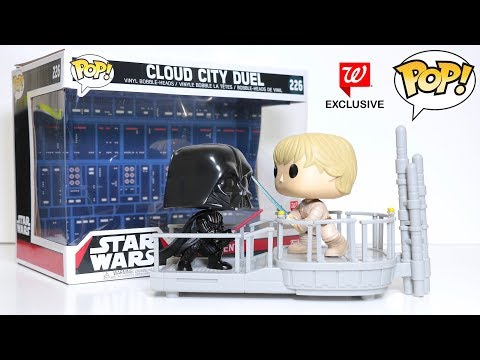 """CLOUD CITY DUEL"" Funko Pop Review 