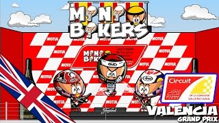 [ENGLISH] MiniBikers - Chapter 6x18 - 2015 Valencia Grand Prix