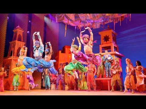Disneys ALADDIN - Das Musical in Hamburg