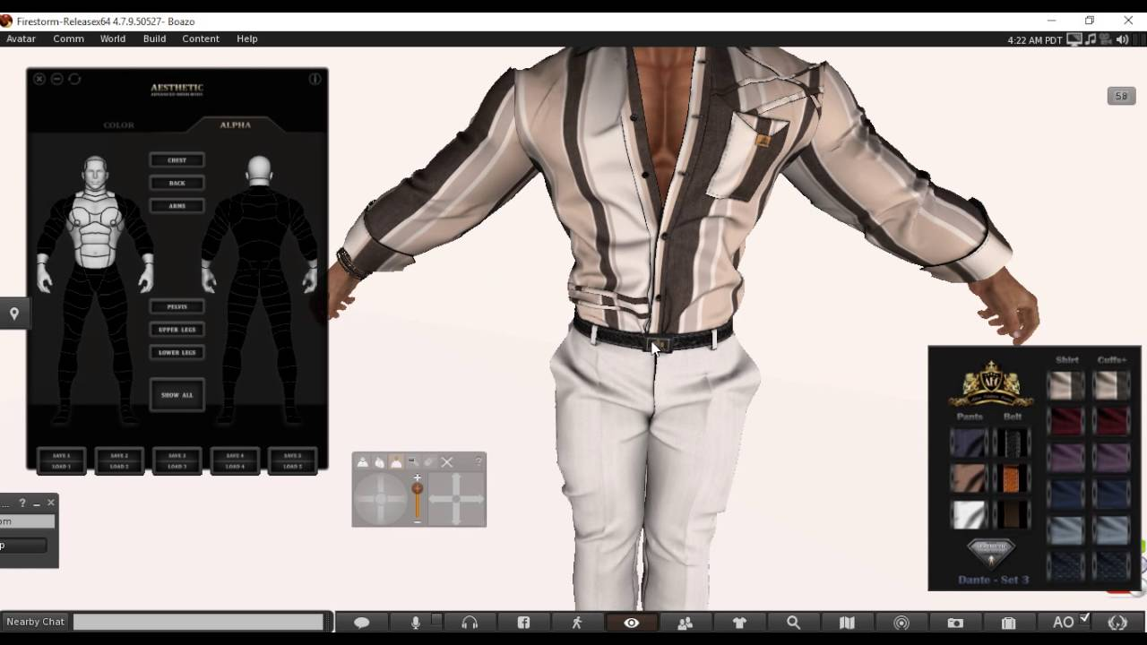 Controlling your avatar's appearance english secondlife community.