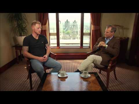 Ben Stokes on playing for England, his dad's influence and that salute
