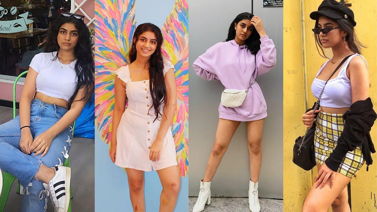 [VIDEO] – Summer Lookbook   Outfits Of The Week (OOTW)   Riya Jhaveri