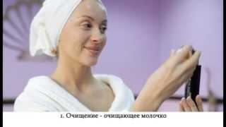 Desheli (Дешели) косметика, домашняя процедура с косметикой Desheli (Дешели).