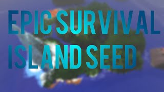 Minecraft EPIC Survival Island Seed (1.8 AMPLIFIED)