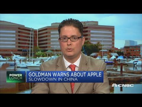 China is the single largest risk to Apple stock, analyst says