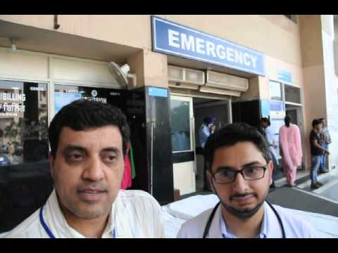 Osler goes to India: Dr. Naveed Mohammad shadows the Emergency Department