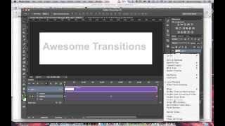 Comment Créer un GIF Animé dans Photoshop CC