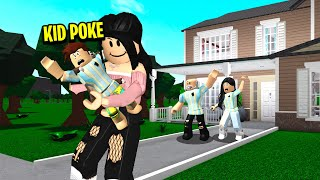 I Got An EVIL Babysitter.. My Parents Had To Save Me! (Roblox)
