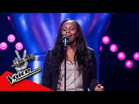 Adele zingt 'Don't You Worry Child'   Blind Audition   The Voice van Vlaanderen   VTM