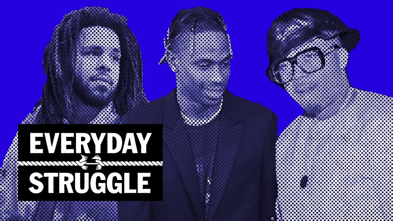 J. Cole Explains Why He's Finally Doing Features, Nas Calls Rap a Blood Sport | Everyday Struggle