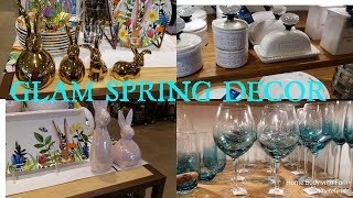 💎🐰🐇💐🌹🏠Pier 1 Shop with me and Small Haul