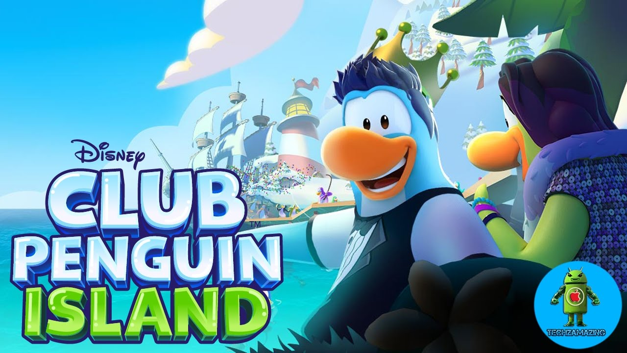 Club Penguin Island Vs Club Penguin