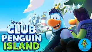 Club Penguin Island Gameplay (iOS / Android)