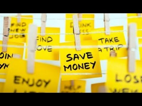 Keep your 2017 money goals on track!
