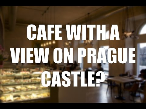 Brand new café you HAVE TO visit - Prague Guide vlogs
