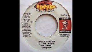 Mr. Vegas - Hands In The Air [Nike Air]