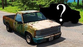 Restoring Abandoned Cars - Episode #4 / BeamNG.drive