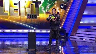 India's Got Talent Season 5 ka Master Magician - Hassan Rizvi
