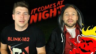 IT COMES AT NIGHT Spoiler Review (Horror, 2017)