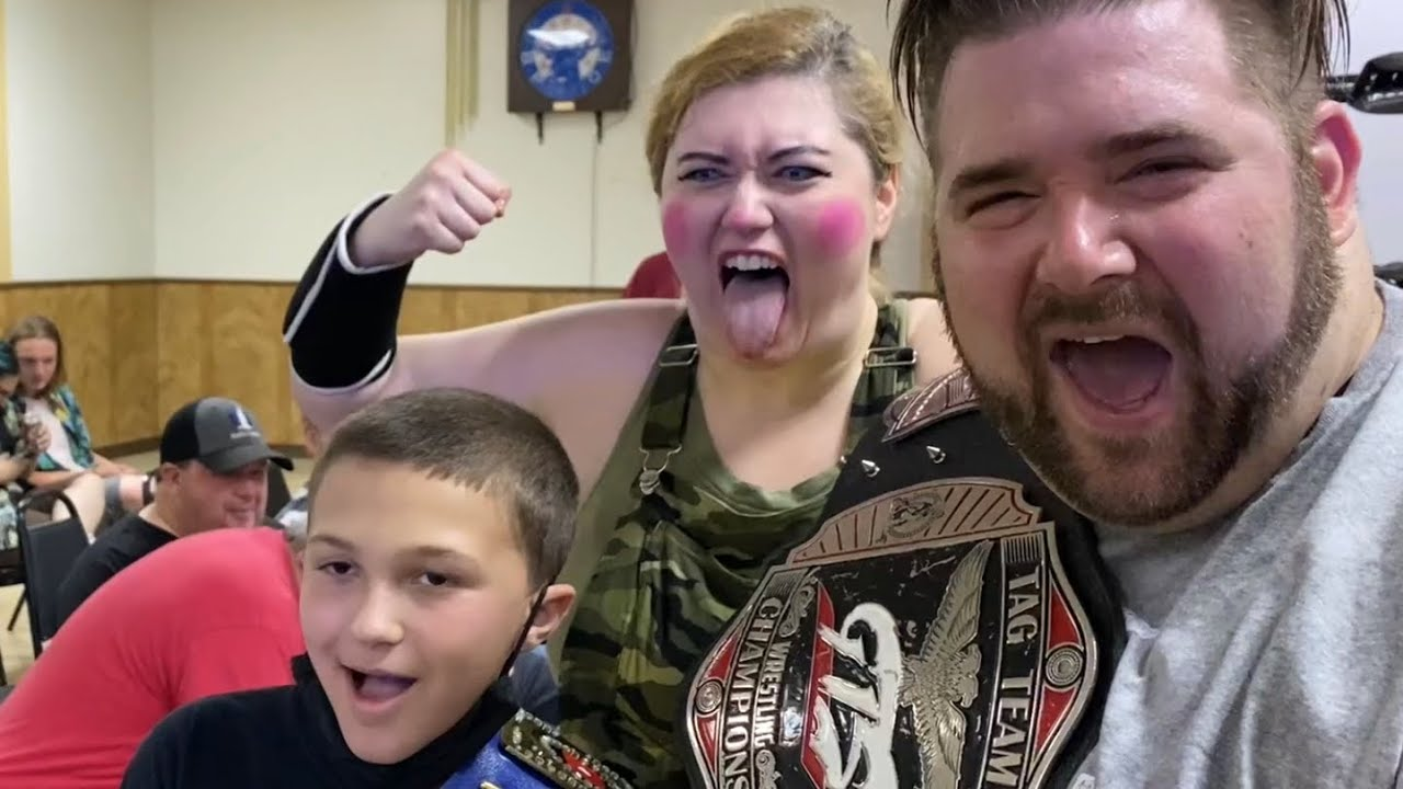 Backstage at SWF INDY SHOW - HALL OF FAME Induction REACTION!