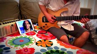 Michael Bolton - Said I Loved You But I Lied [Guitar Solo]