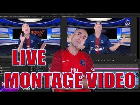 🔴🎥 LIVE/MONTAGE VIDEO - Azéd Stories