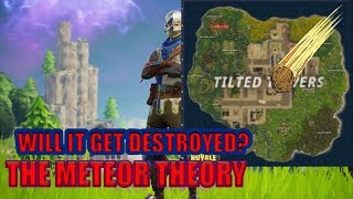 THE METEOR THEORY IS IT REAL? - FORTNITE BATTLE ROYALE