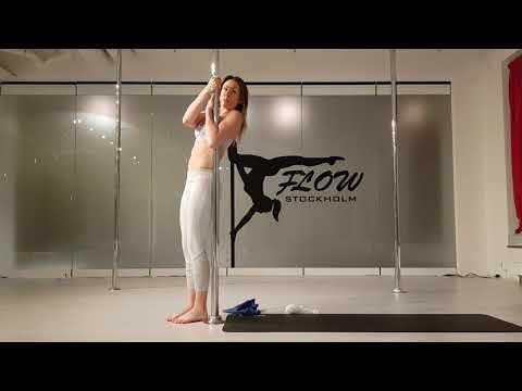 Pole fitness tutorial / Invert / chopper