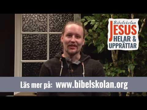Daniels vittnesbörd från Arkens bibelskola Jesus Helar och Upprättar
