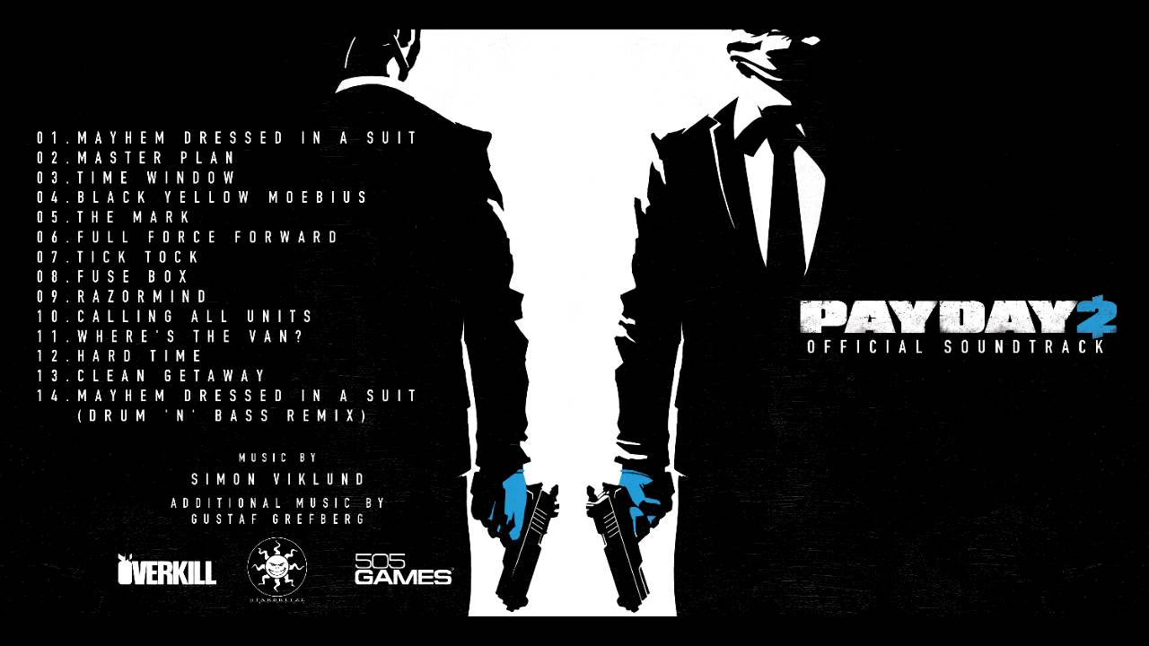 payday 2 ost 08 fuse box youtube rh youtube com  payday 2 fuse box assault