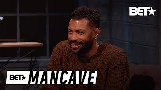 Deon Cole Did WHAT?... To A Blind Man?   BET