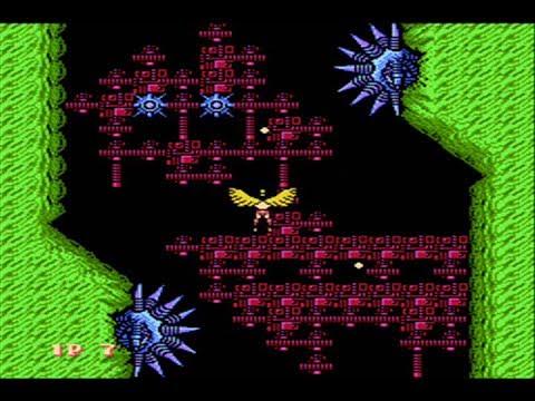 Legendary Wings - Nes - Full Playthrough - No Death