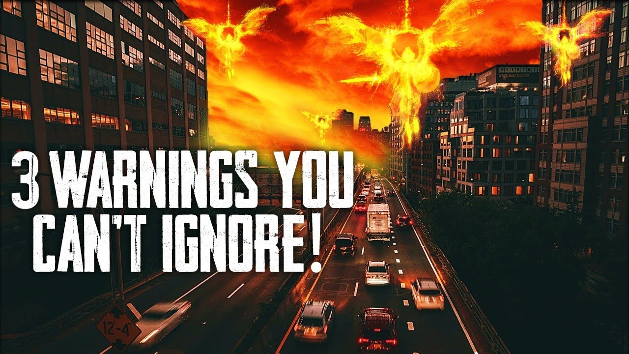 THREE WARNINGS YOU CAN'T IGNORE From The Book of REVELATION!! (Revelation 14)