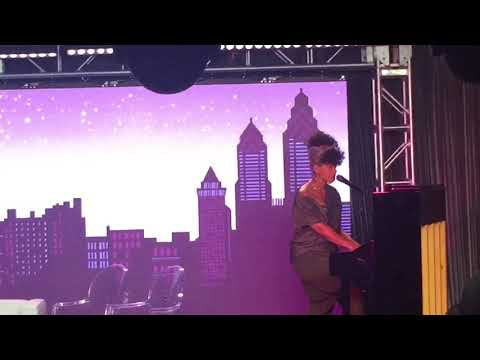 Alicia Keys Performing Live @ DNC 2016 Private Event