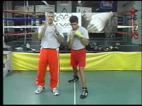 Rival Boxing Training Tip #3 / The Straight Right Hand