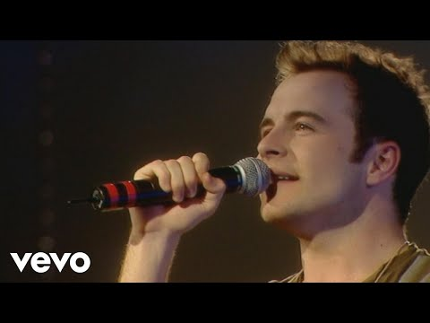 Westlife - On My Shoulder (Live in Stockholm)