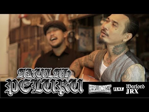 Rebellion Rose feat. Warlord JRX - Akulah Peluru (Official Music Video)