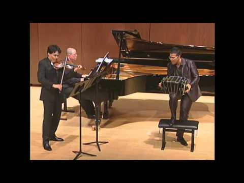 Eric Silberger - Libertango by Piazzolla/arr. JP Jofre