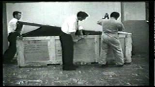 UQ Computer Centre promo video - 1962