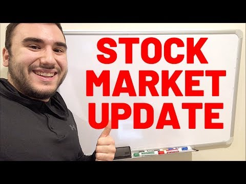 BIG GREEN DAY! | Trading Update 2/15/19 | Trading Stocks For Beginners