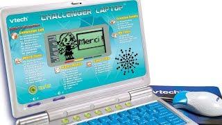 Видео обзоры игрушек - Обучающий компьютер