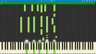 25 Pop Songs Piano Medley 2013 Synthesia