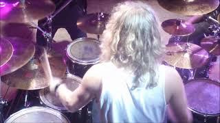 whitesnake- burn/stormbringer Live Drumcam