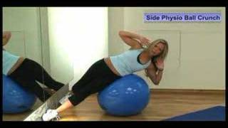 Lose Your Love Handles Workout Video