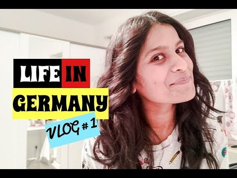 Life In Germany | A Day in My Life | Nikita Vlogs 2017 | Indian In Germany