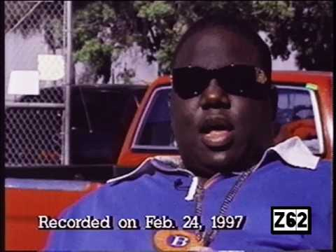 Notorious B.I.G Interview Aired March.12.1997