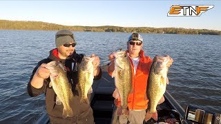 EastTNFishing: Lake Chickamauga with Jason DellAria - April 7th 2017
