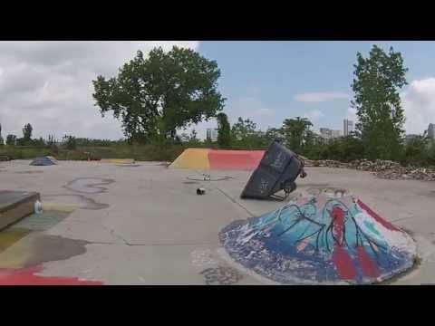 Jersey City Skate park