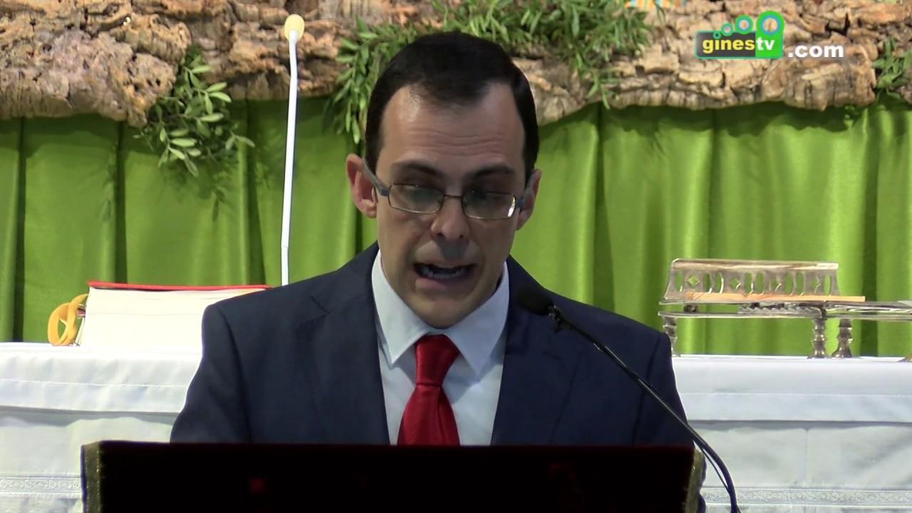 Pregón de la Navidad de Gines 2017 a cargo de José Rodríguez Polvillo (COMPLETO)