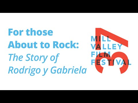 For Those About to Rock: The Story of Rodrigo and Gabriela - MVFF 2014